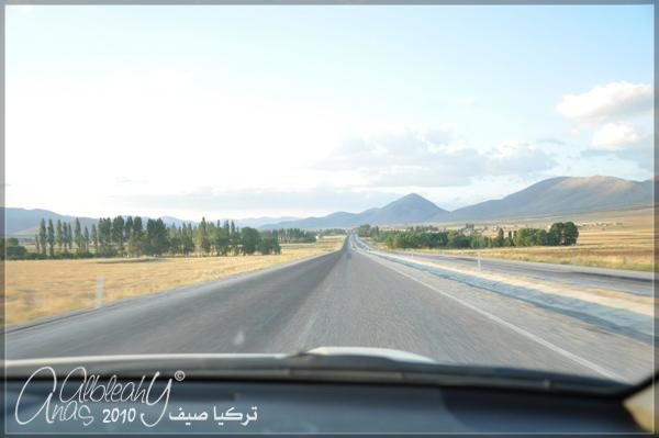 رحلة تـُـركِـيـــا بالسيارة 2010 أوزنجول