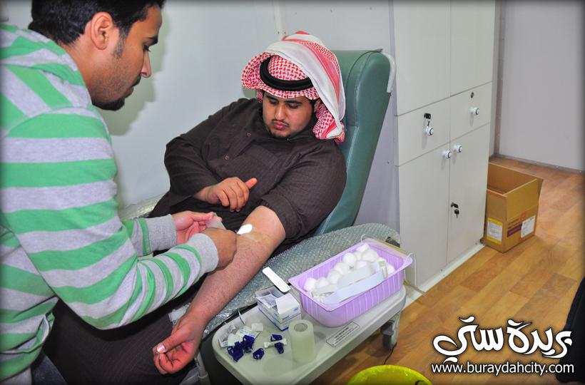 تغطية مشاركة الدم المتنقل بمنظقة