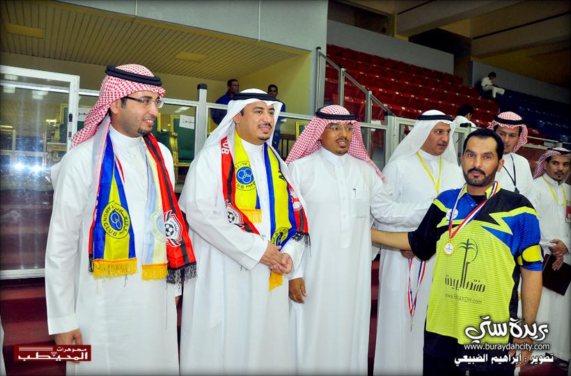 تغطية مباراة القدم التعاون والرائد
