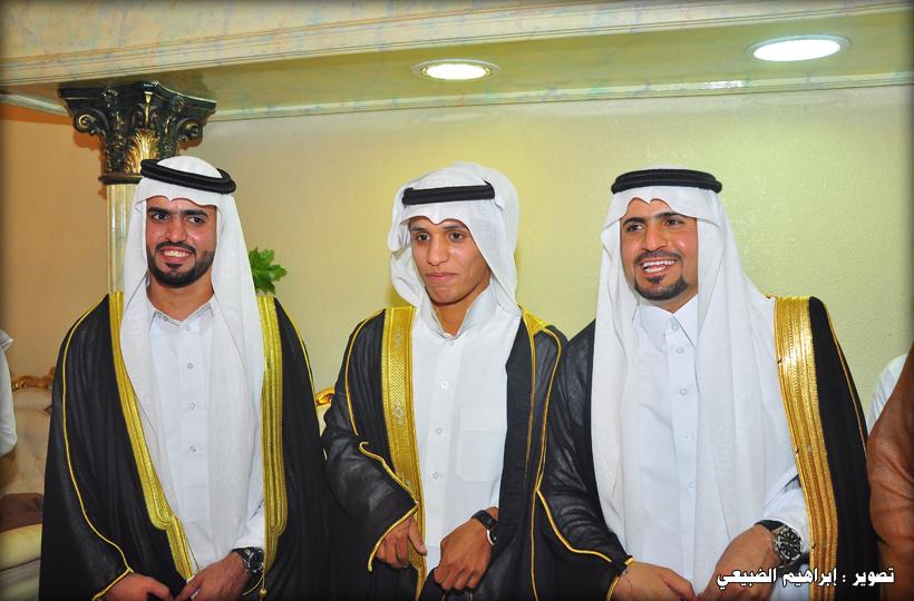 تغطية زواج وسمي محمد الحربي