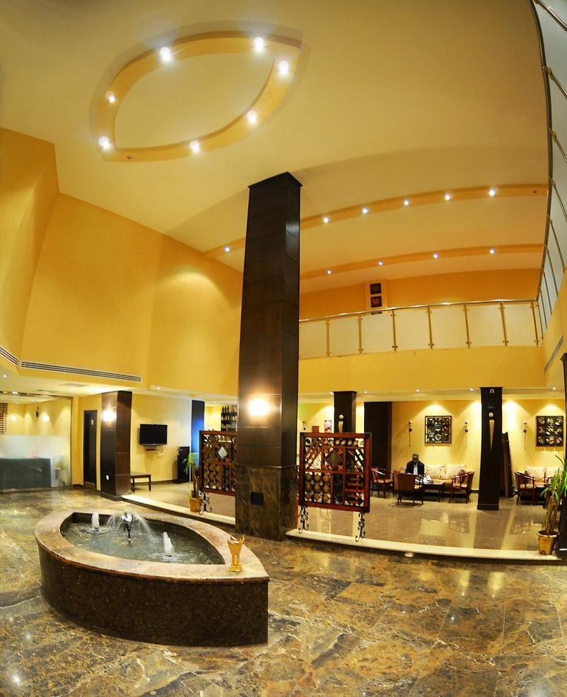 فندق السلام ..... بريدة