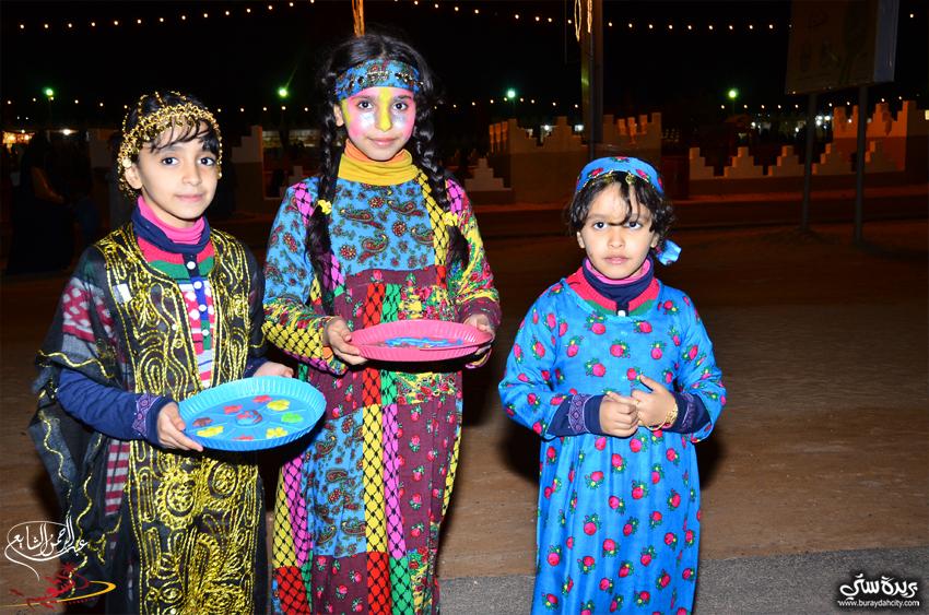 صـور مقتطفات مهرجان ربيع بريدة